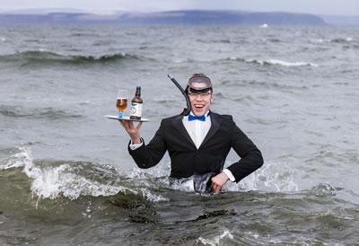 Bottlenose beer