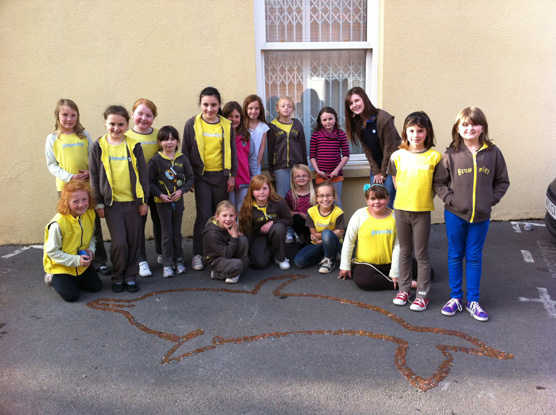 7th Clevedon Brownies