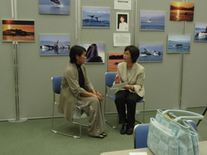 Education roadshow in Japan