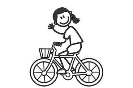 Fahrrad Zeichnung Einfach : busticket spenden ~ Watch28wear.com Haus und Dekorationen