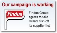 findus support