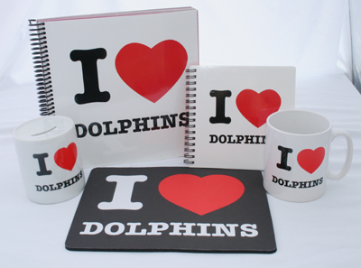 Dolphin stationary