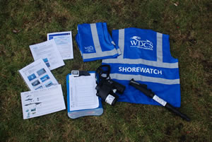 Shorewatch equipment